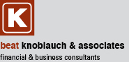 Beat Knoblauch & Associates. Financial & Business Consultants